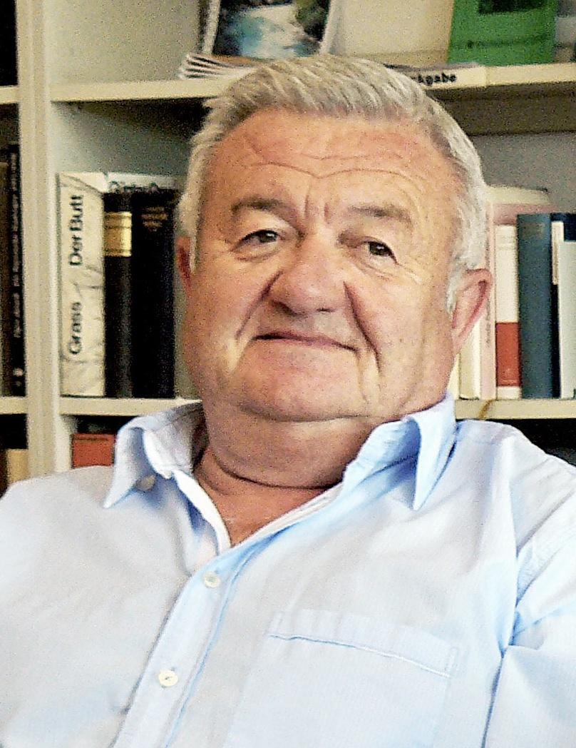 Klaus Schmidts